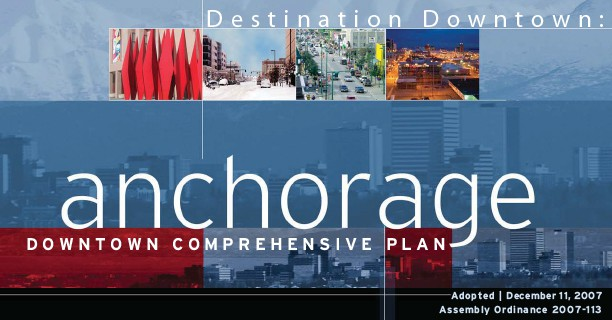 Anchorage Downtown Comprehensive Plan