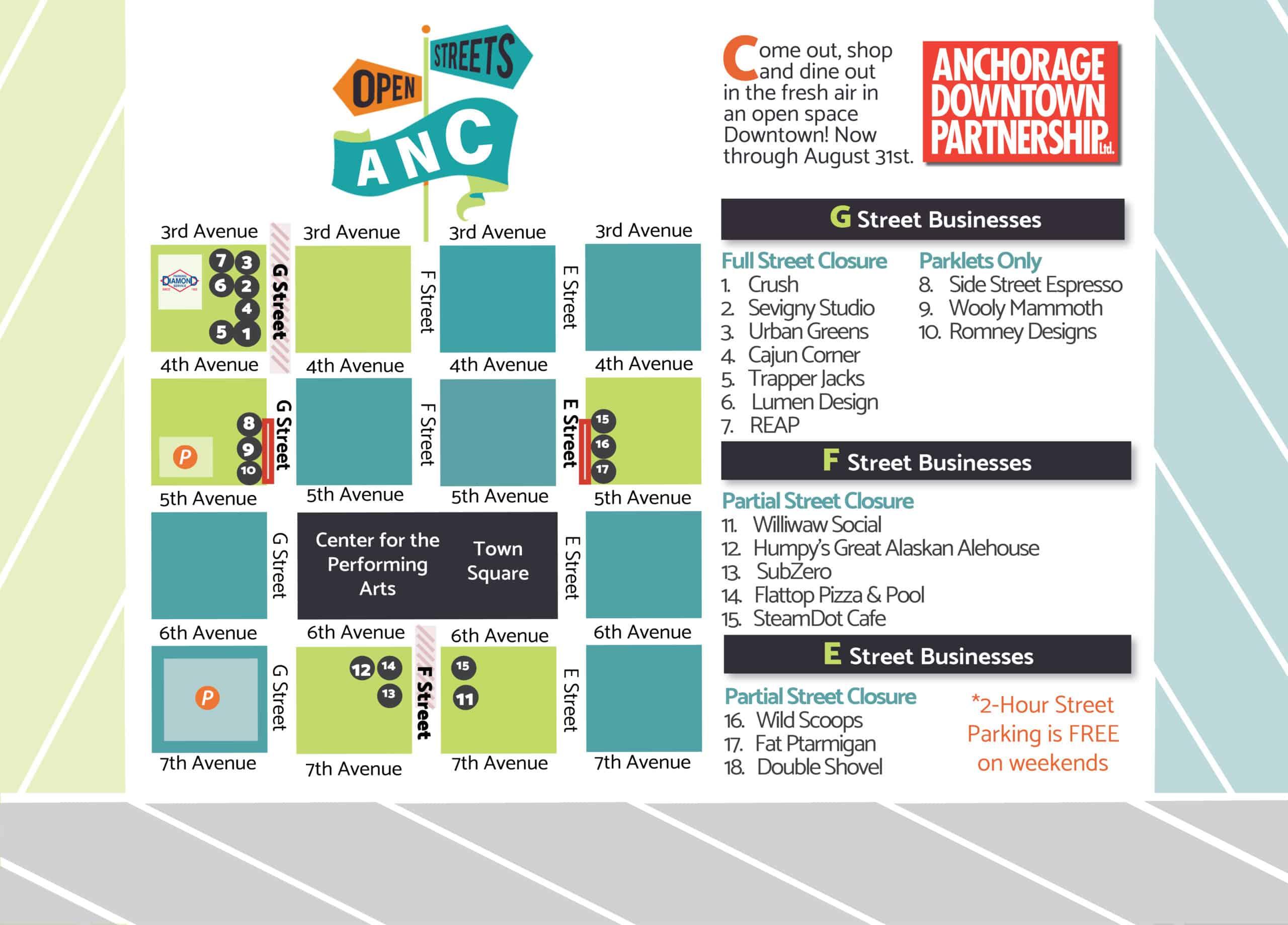 Anchorage Visitor Information Center